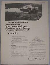 1967 Vauxhall Cresta Original advert