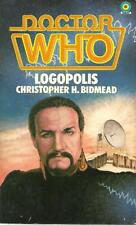 DOCTOR WHO - Logopolis by Christopher H. Bidmead (#41, Paperback, 1984)