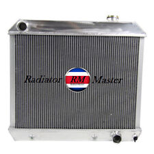 ALUMINUM RADIATOR FOR 1961-1966 CHEVY TRUCK C/K SERIES PICKUP 3ROW 62 63 94 65