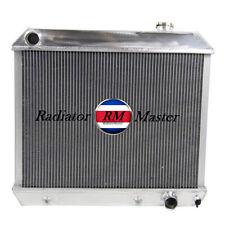 ALUMINUM RADIATOR FOR 1961-1966 CHEVY TRUCK C/K SERIES PICKUP 2ROW 62 63 94 65
