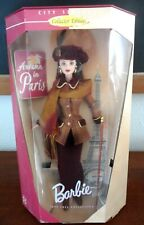 BARBIE AUTUMN IN PARIS serie CITY SEASONS 1997 NRFB  NUOVA IN SCATOLA