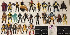 "Marvel 3.75"" 3 3/4"" Universe X-Men Collection Rogue Gambit Professor X"