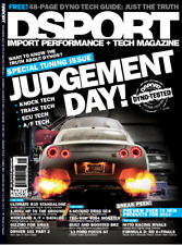 DSPORT #135(December2013) Judgement Day Special Tuning Issue