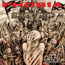 Phobia - 22 Random Acts of Violence [New CD]