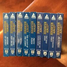 Lot: 9 Lorne Greene's New Wilderness Vtg VHS 80s Animal Show (3 are NEW) Canada