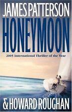 Honeymoon, James Patterson, Howard Roughan, 0316710628, Book, Good