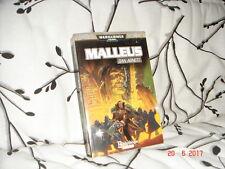 WARHAMMER 40,000  T 2 : Malleus  editions bibliotheque INTERDITE EO 2007 TBE