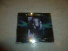 BARRY WHITE - Practice What You Preach - Deleted 1994 UK 4-track CD single