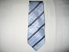 R0271 Enrico Mori  Krawatte  blau,weiß