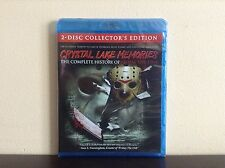Crystal Lake Memories: Complete History of Friday the 13th [Blu-ray] *BRAND NEW*
