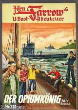 JÖRN FARROW´S U-Boot-Abenteuer Band 213 / 1951-1960 Verlagshaus Volksliteratur