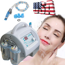 New listing Hydro Exfoliating Water Jet Hydra Facial Skin Care Oxygen Beauty Spa Beauty Tool