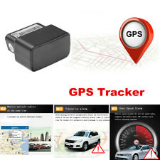 App Voice Monitor OBD GPS Tracker Real-time Car Truck Vehicle Locator GSM GPRS