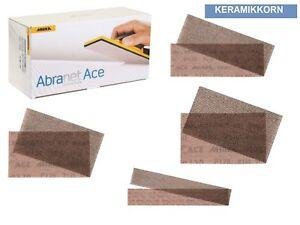 Mirka Abranet ACE Schleifstreifen Klett 70x125,70x198,70x420,115x230 mm wählbar