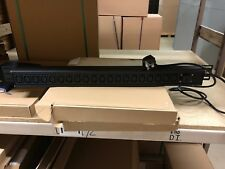 ENCLOSURE SYSTEMS 78806620-T PDU, Vertical 20-way IEC, 2 metre lead UK 13A 3pin