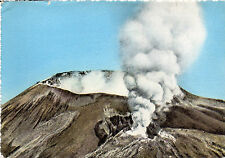 Postcards Italy Mount Etna  Central Crater unposted