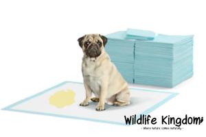 Heritage Puppy Training Pads Wee Wee Pad Train Dog Indoor Floor Toilet Mat XL