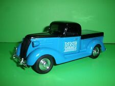 DRAG SPECIALTIES 1937 CHEVROLET PICK UP TRUCK WITH TONNEAU COVER DIECAST