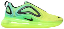 NEW Nike Air Max 720 'Volt Glow' Green/Black Mens 9.5 (AO2924-701) Running Shoes