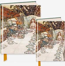 Alice in Wonderland Sketchbook & Alice in Wonderland Journal (2 Hardcovers)