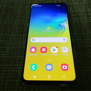 SAMSUNG GALAXY S10E, 128GB (GSM UNLOCKED) CLEAN ESN, WORKS, PLEASE READ!! 40886
