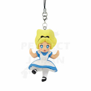*UK Dispatch* TAKARA TOMY Disney Classic Flying Charm Keyring - 2 Alice