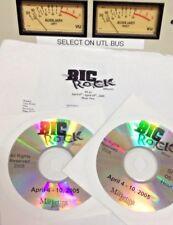 RADIO SHOW: BIG ROCK 4/4/05 FLYLEAF, SPOKEN, DISCIPLE, CHEMISTRY, POD, TOBY MAC