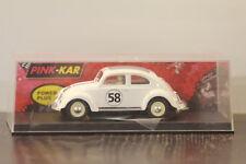 VW MAGGIOLINO BEETLE cv-060 PINK Kar Carrera Evolution (digitale) 132 GOLF RSR gt3