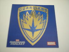 2014 SDCC EXCLUSIVE MARVEL GUARDIANS OF THE GALAXY STICKER