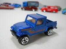 Hot Wheels Jeep Scrambler 1/64 Scale  JC35
