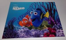 Disney's Finding Nemo Exclusive Lithograph 4 Prints Total