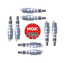 Buick Chevrolet Ford GMC Set of 8 Spark Plugs NGK Iridium IX Resistor UR5IX