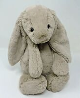 "Jellycat Bashful Beige Bunny Plush 16"" Large Soft Toy Stuffed Animal Rabbit"
