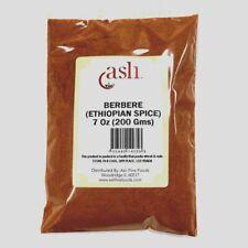 Ashi Berbere Ethiopian Spice 7 oz (200 Gs) Package