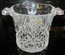 Cristal D'Arques Longchamp Champagne Ice Bucket Lead Crystal Made in France