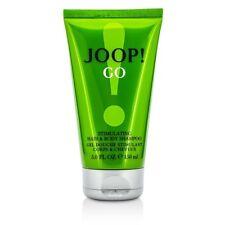Joop Go Stimulating Hair & Body Shampoo 150ml Mens Cologne