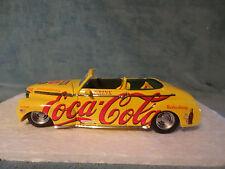 "Danbury Mint-"" Coca-Cola ""  1941 Chevy Custom Rod Coca-Cola Die-cast Car 1:24"