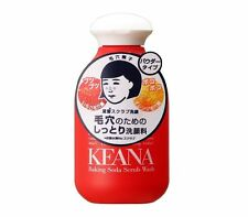 Ishizawa Keana Baking Soda Scrub Face Wash Powder 100g CLEAR PORE Japan