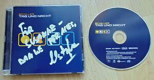 signiert !!! : Schiller CD : TAG UND NACHT 2005 Original Autogramm