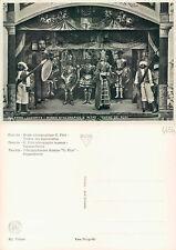 PALERMO - FAVORITA - MUSEO ETNOGRAFICO G. PITRE' - TEATRO DEI PUPI (rif.fg.4454)