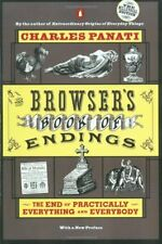 The Browsers Book of Endings: The End of Practica