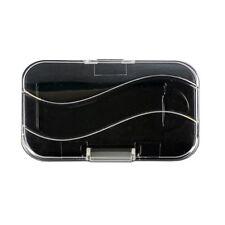 10 x New Black Protective Case 4 Memory Stick Pro Memory Card Sony Sandisk Lexar