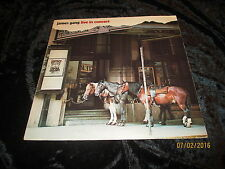 James Gang: Live in concert / Orig. LP / 1971