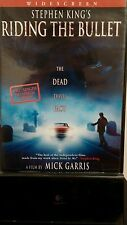 Stephen King's Riding the Bullet (DVD, 2005) - Next day Free Shipping