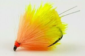FNF - Barbless - Zest/Prawn - Jelly (Foam Ass Blobs) FABS, Trout Fishing