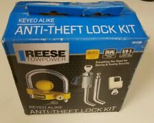 Reese Towpower 7009300 Easy Access Coupler Lock