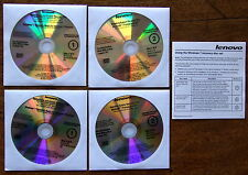 LENOVO RECOVERY DISCS THINKPAD WIN 7 PRO x64 SP1 x230 +Tablet pn 00EV743 English
