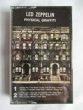 "LED ZEPPELIN ""PHYSICAL GRAFFITI"" CASSETTE TAPE - BRAND NEW"
