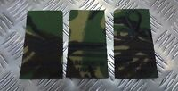 "Genuine British Army ""Aberdeen UOTC"" DPM Camo Rank Slide Various Ranks (AUOTC)"