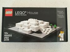 LEGO Architecture 4000010 Lego House Rare Limited Edition Retired